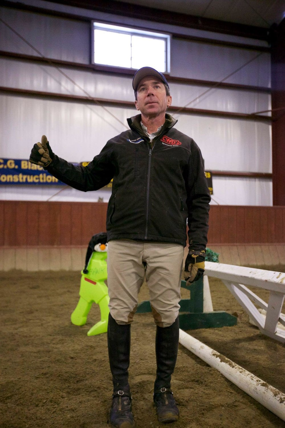 "KEN WHELIHAN - We believe that learning never ends and often host clinics throughout the year. Most recently we had Ken Whelihan on site.A former rider and trainer for Lionshare Farm and the Ox Ridge Hunt Club, Ken is the resident trainer for the Berkshire Equestrian Center. Everyone always appreciates his knowledge and input as a trainer, rider, and big ""R"" judge.MA Licensed Riding Instructor/ Trainer Ken's extensive knowledge (experience) judging, competing and teaching uniquely positions him at the forefront of the field. A Licensed Massachusetts Riding Instructor, a veteran grand prix competitor and trainer and a USEF judge of hunters and equitation for over 19 years, Ken qualified for and competed in the 1992 Olympic Selections trials for Barcelona at Gladstone and Devon.During his illustrious career, he produced Zone 1 USEF two-time Horse-of-the-Year, ""Tanglewood,"" regular working hunters; rode Zone 2 USEF Horse of the Year, ""Ramsey"" regular conformation hunters; and rode and produced over a dozen jumpers to Grand Prix including Rashnu, Ballybay, Lucky Again, Ashe, Skip With Me, Tango, Ballybay Nightcap and others. Additionally, Ken coached riders to wins at the Marshal and Sterling, New England and Connecticut finals."