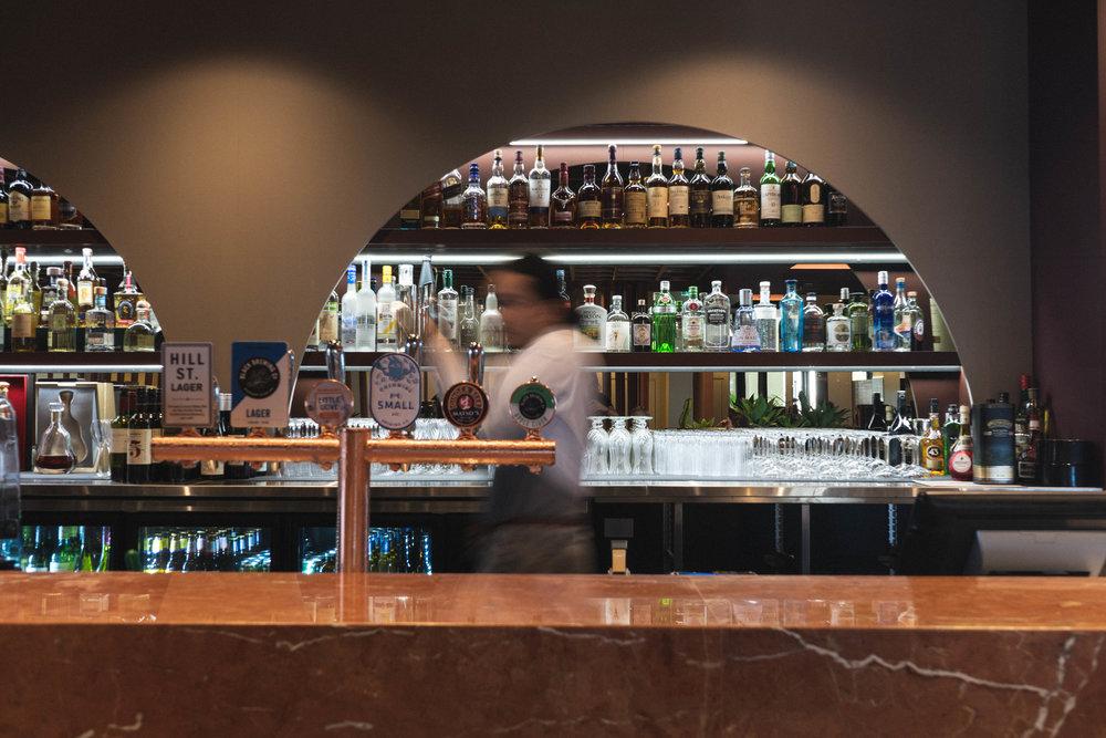 uma bar -