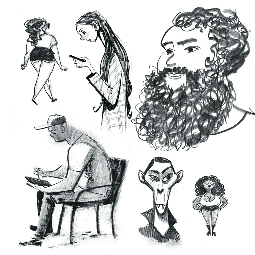 sketches -