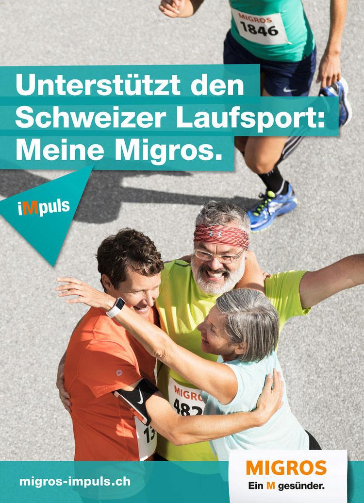iMpuls Sport Laufsport Kampagne