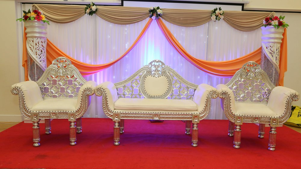 special seats at an event in the Venue5 location