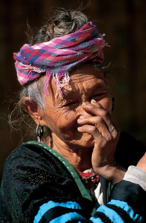 Laos: etnie — Wadi Destination