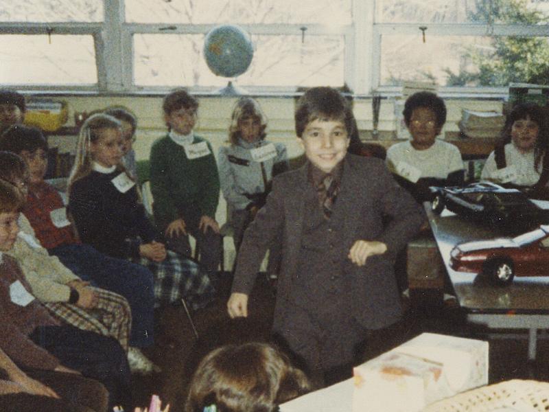 Starting my School Speaking Career