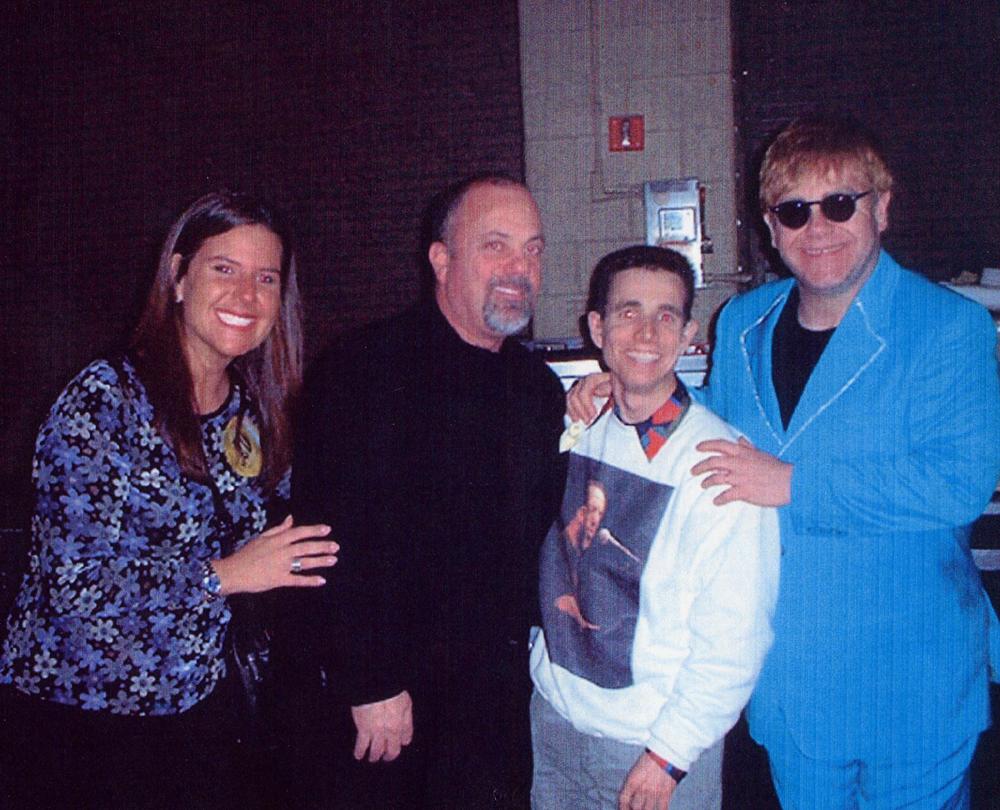 Introducing my sister to Billy Joel & Elton John