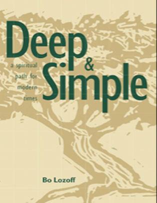 Deep & Simple by Bo Lozoff