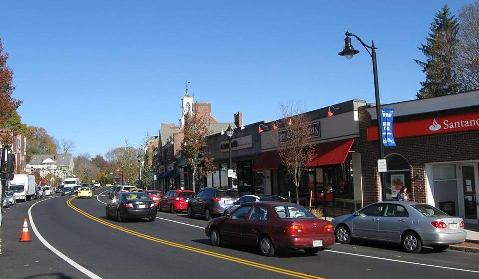 Belmont Town Center