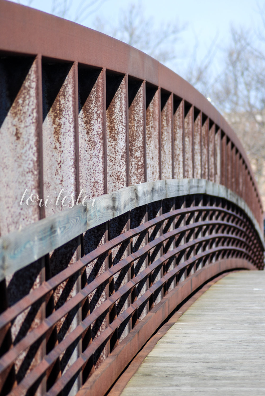 Bridge by the Y