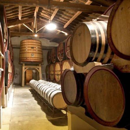 Beaucastel Barrels