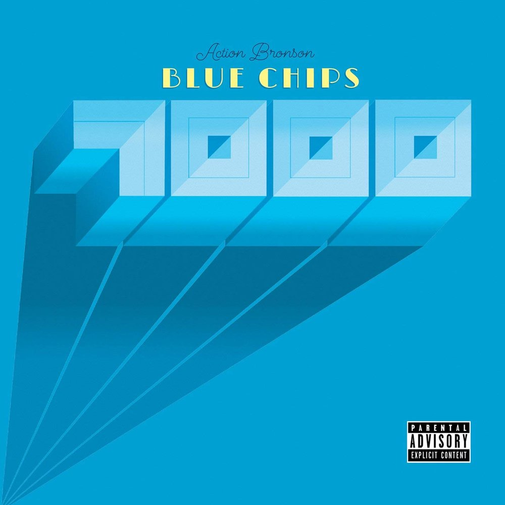 BLUE CHIPS 7000 - Released 2017
