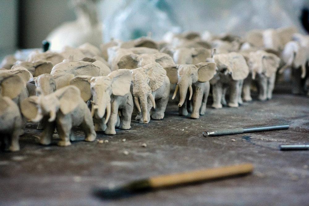 100 ELEPHANTS IN 24 HOURS -