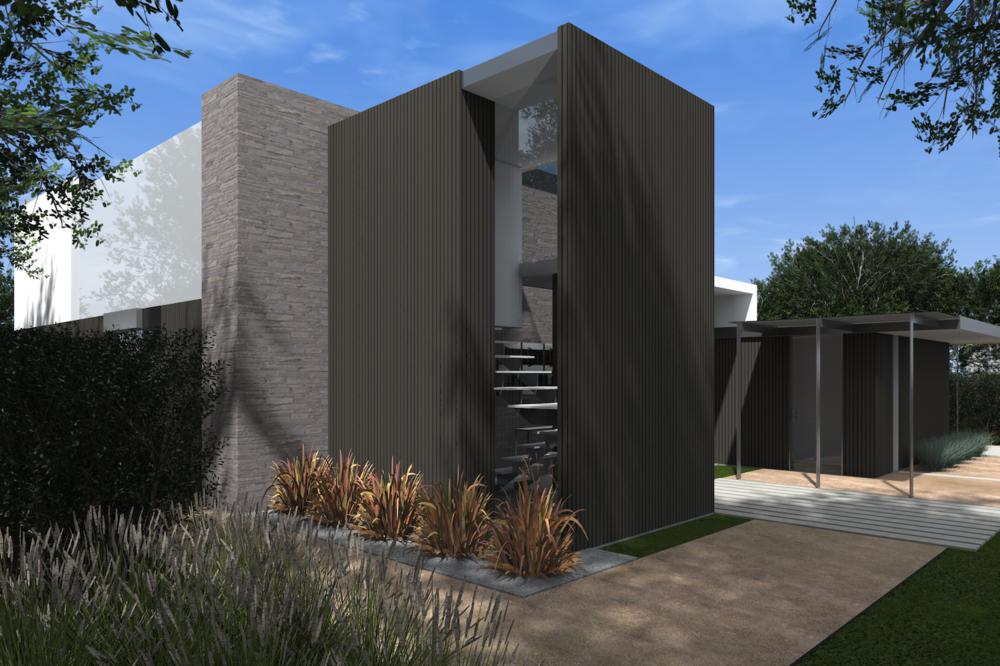 under construction  menlo park, ca  general contractor    Tobiason + Rook Builders  structural engineer   Paladin Design Group energy consultant    Philip Neumann Energy Design