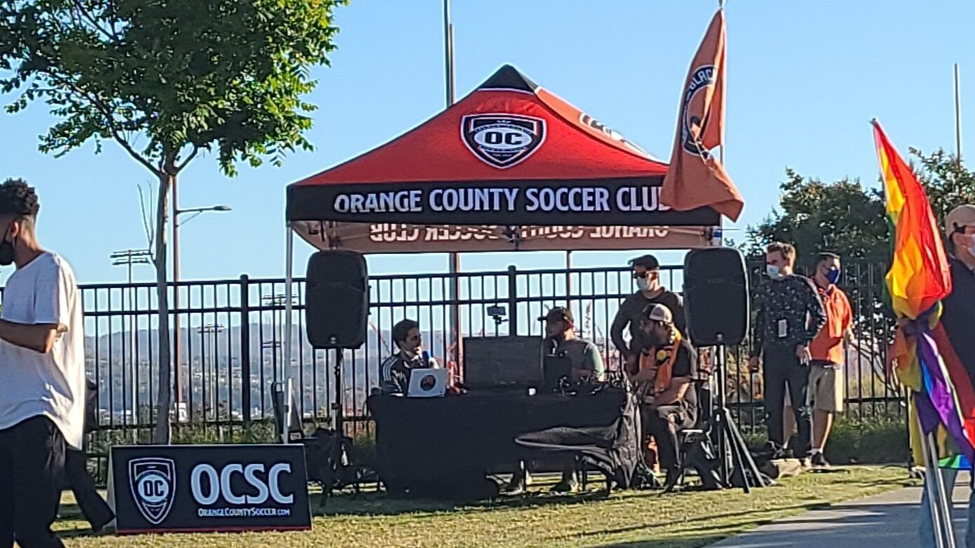 Ep. 127: Pre-Game Live from Championship Soccer Stadium (OCSC vs SD)