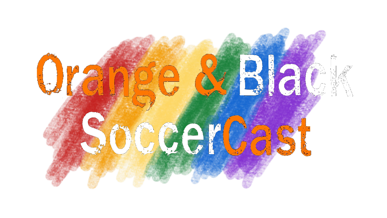 Orange & Black SoccerCast