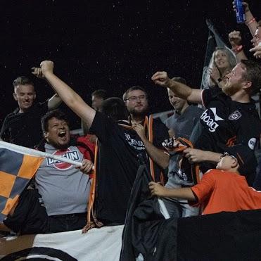 Playoffs Round 1 Pre - Game — Orange & Black SoccerCast