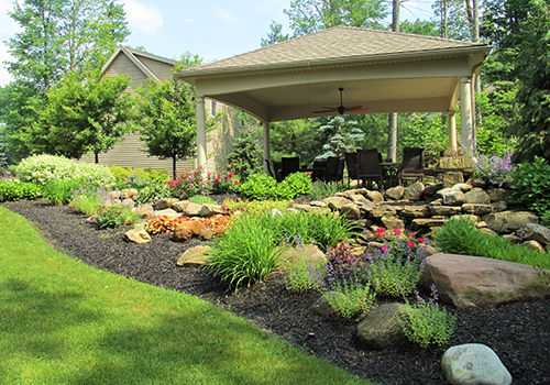 Quality landscape design in Chagrin Falls OH