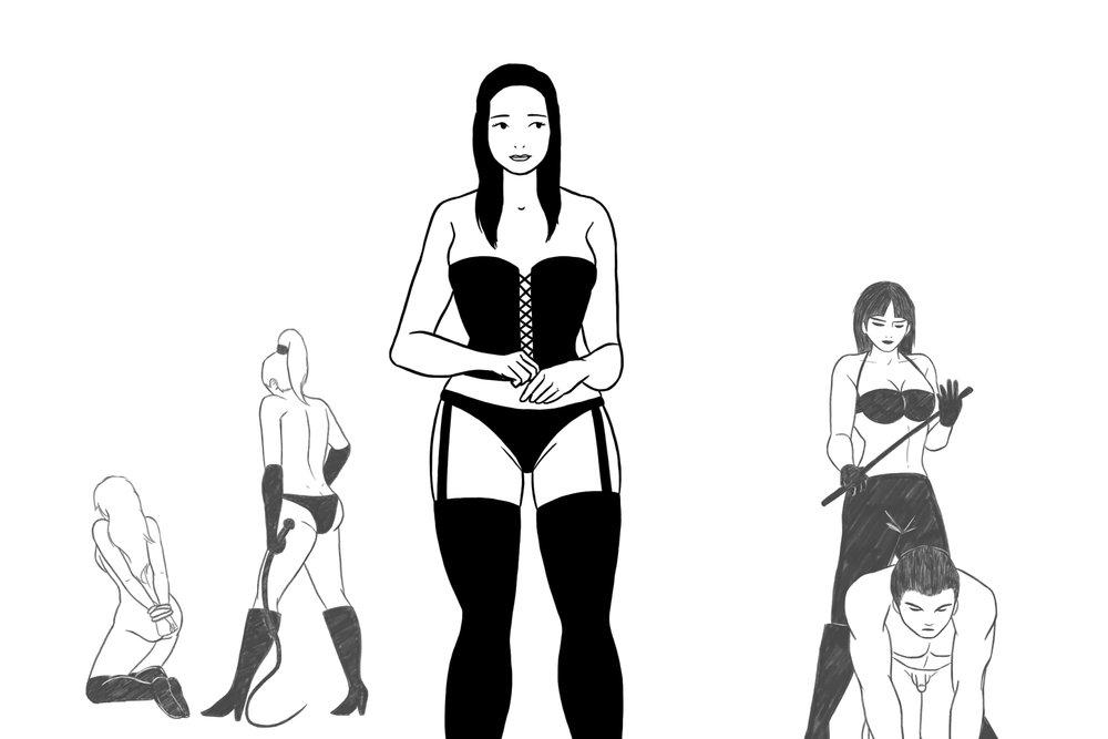 still from story 3. animated by Sebastian Bisbal. storyteller is Kira.