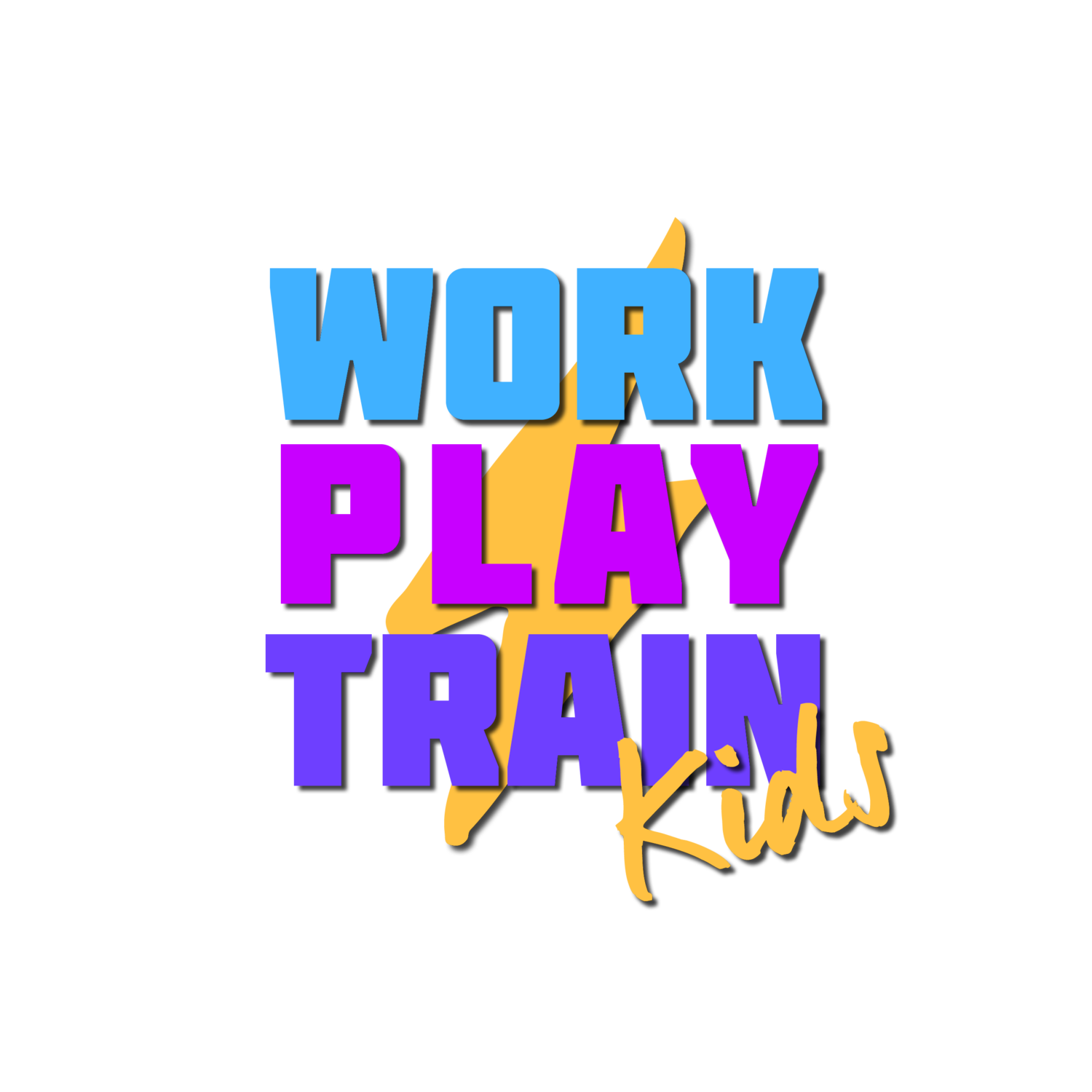 Work. Play. Train. Kids
