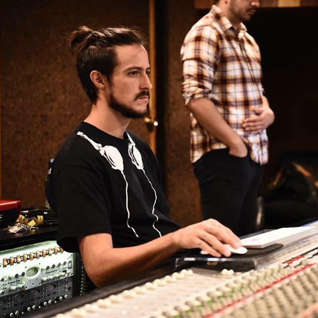 Felipe Gonzalez Camarena - Ingeniería de audio en vivo, grabación y mezcla
