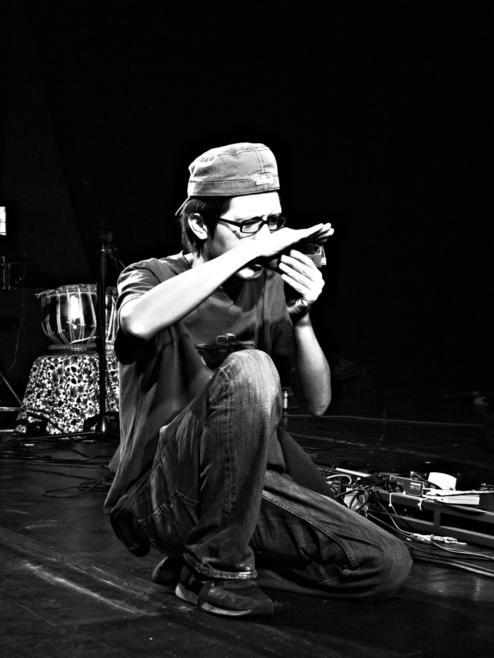 Felipe Miranda - Stage Manager