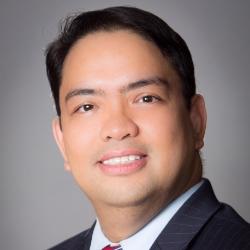President - Ian Saludares,MPA, BSN, RN, CCRN, NEA-BC