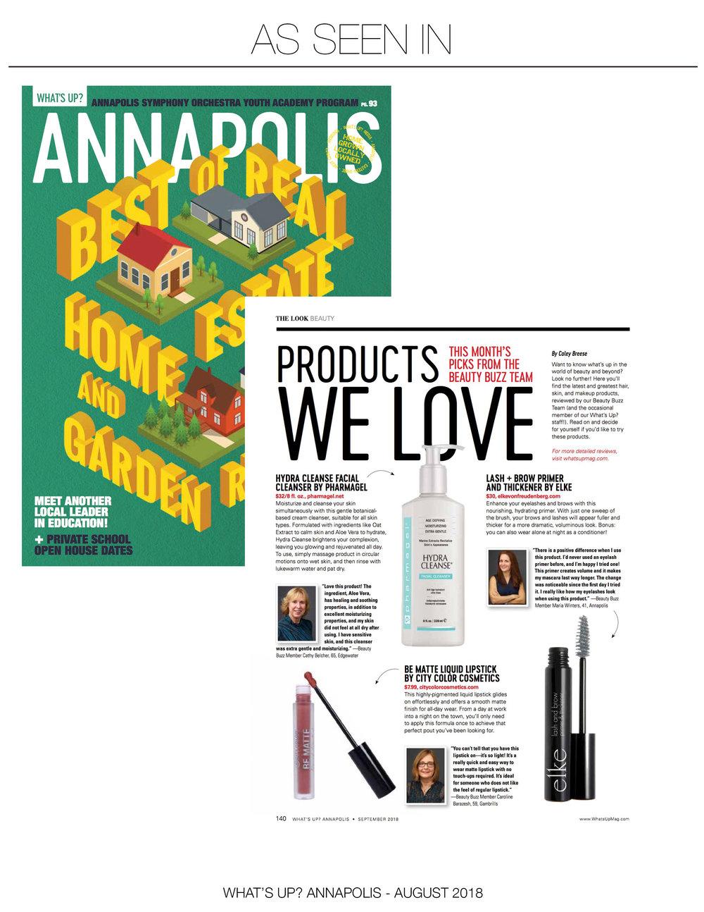 Pharmagel_WHAT'S UP_ ANNAPOLIS_August2018.jpg