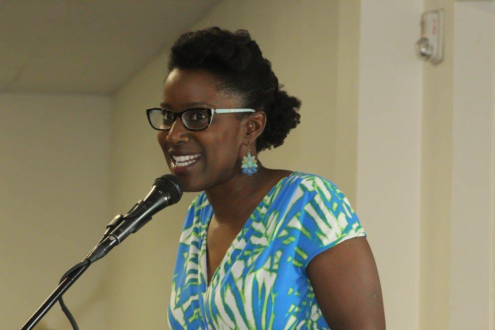 Brandi Brown HYPE Freedom Schools