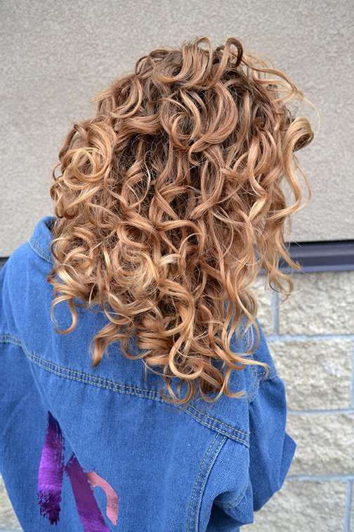 KC Beauty specializes in curly hair and balayage color in Kansas City.