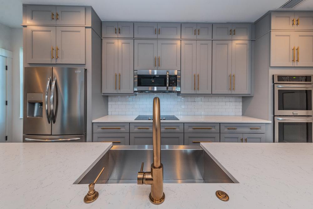 elegant kitchens, -