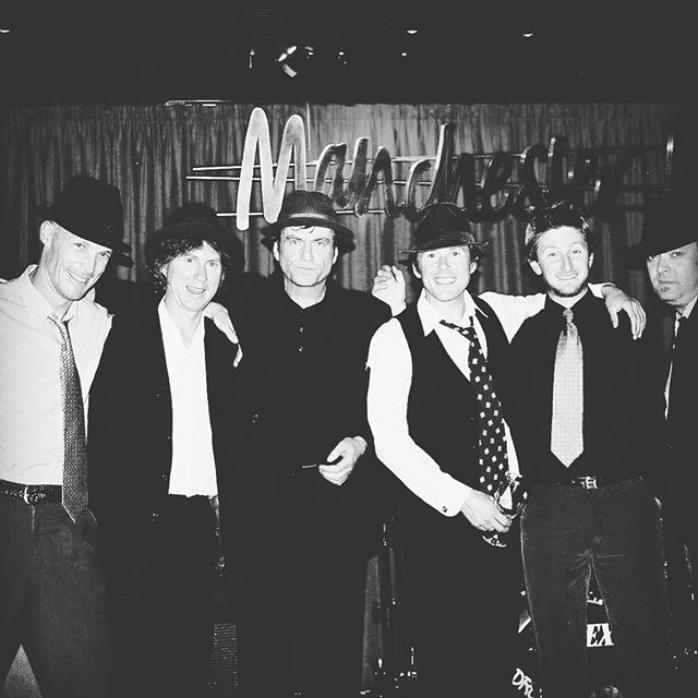 Blast from the past here. A gig I had with jazz group Dukes of Debonaire at Manchester Lane in Melbourne. Standby for some original gigs soon... #pop-jazz #songwriter #melbourne #livemusic @samlemann @dalemcmahon01
