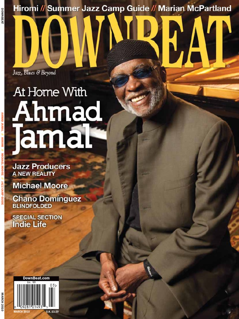 Ahmad Jamal's career - spans seven decades covering eras of The Art Form, big band, the Parker / Gillespie era, to the electronic age. Jamal is one of the most sampled composers and recording artists in the world. He is still recording and producing artists, and has just released