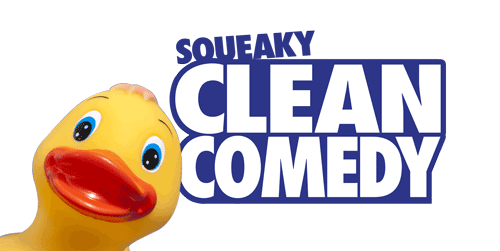 Squeaky Clean Comedy