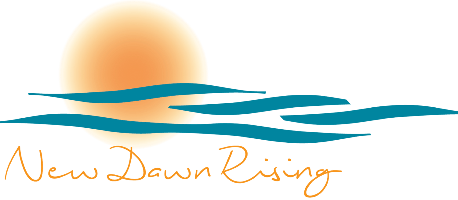 New Dawn Rising - Dawn Regner