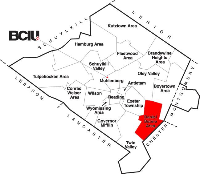 Berks County School District Map - Daniel Boone.png