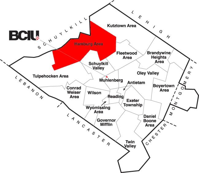 Berks County School District Map - Hamburg.png