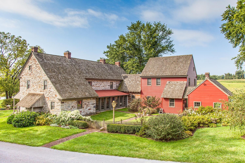 Berks County Farm Houses for Sale | Jeffrey Hogue Realtor