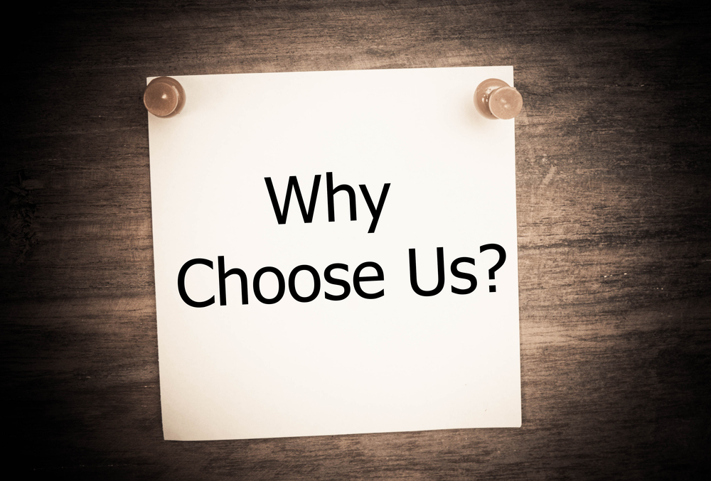 Find out what sets us apart from every other agent out there.