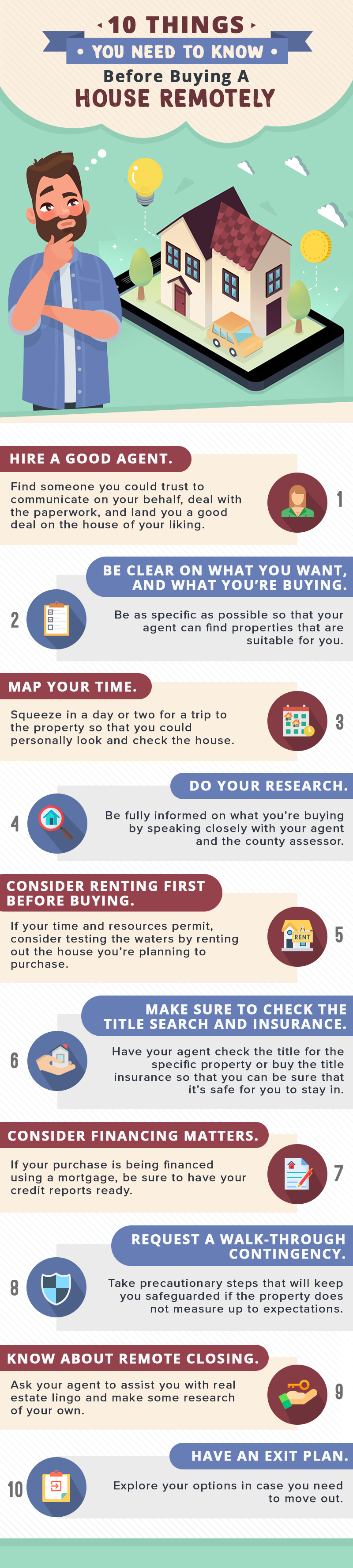 10 Things You Need To Know Before Buying A House Remotely