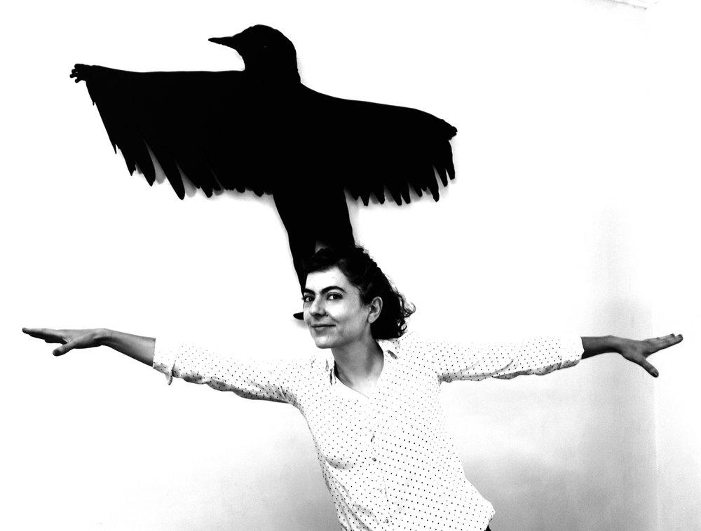 Ale con birdy bn m.jpg