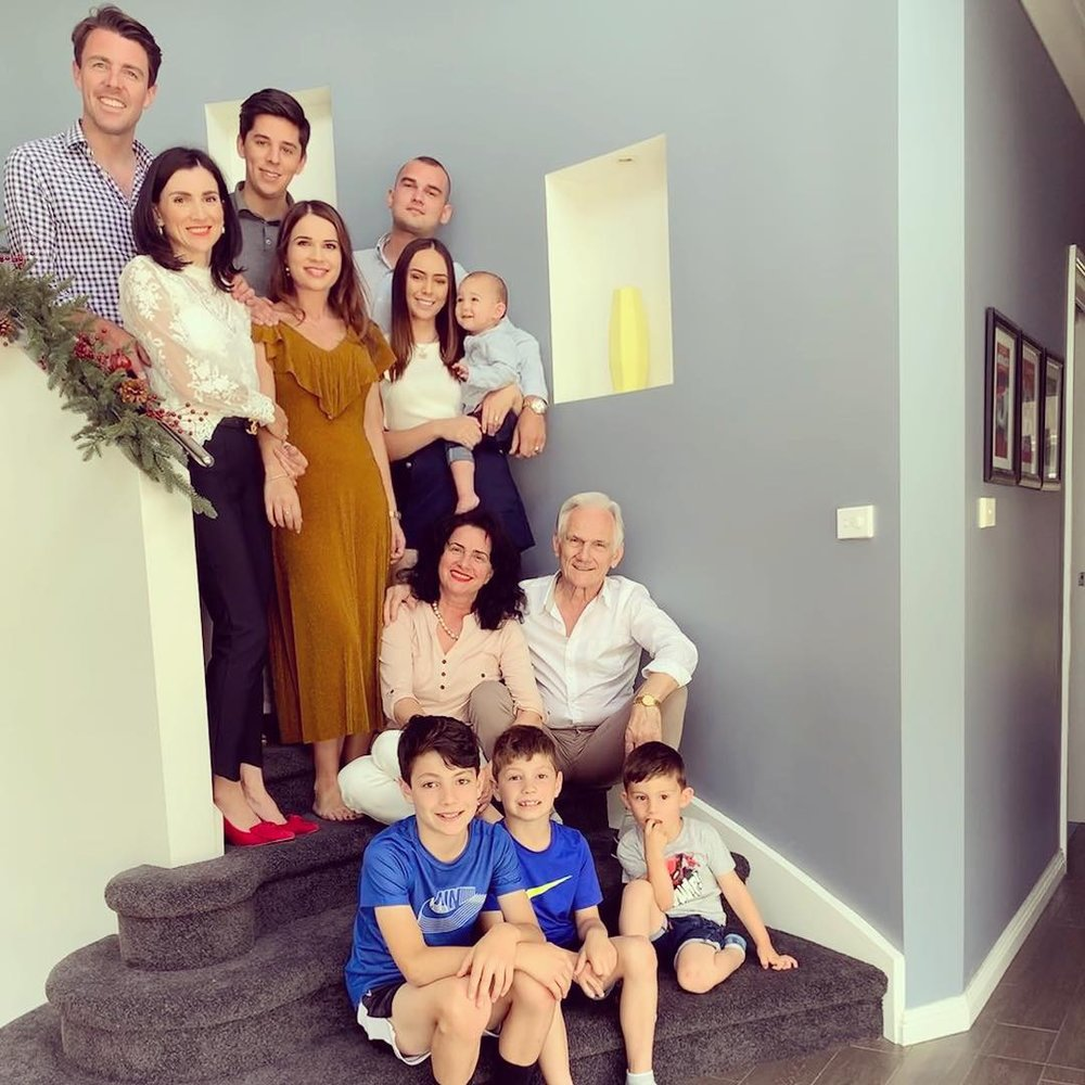 Meet the family! - Get to know our family and how Child's Play Early Learning began!