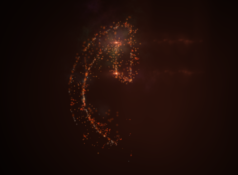 Trapcode Particular - Mask Emitters in version 4.1