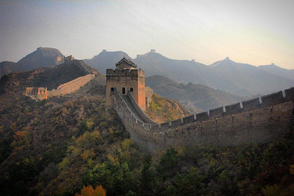 The Great Wall, Jinshanling, Beijing, China