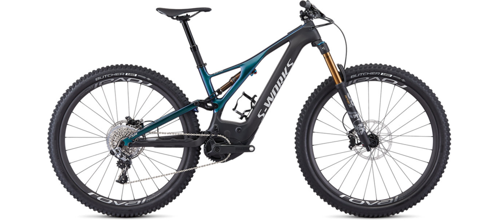 The new 2019 Turbo Levo is lighter, stronger, and faster.