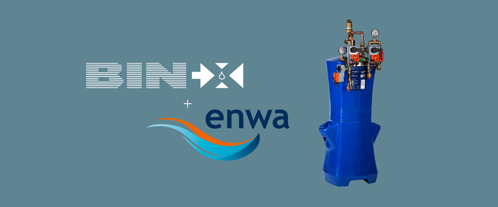 Enwa Matic system waterfiltration