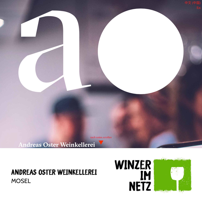 Andreas Oster Weinkellerei Winzer Im Netz
