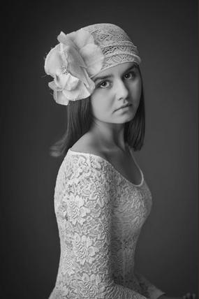 Classique - Fine Art Teenage Photography