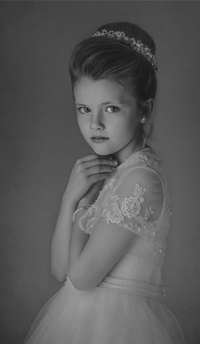 Classique - Holy Communion Photography