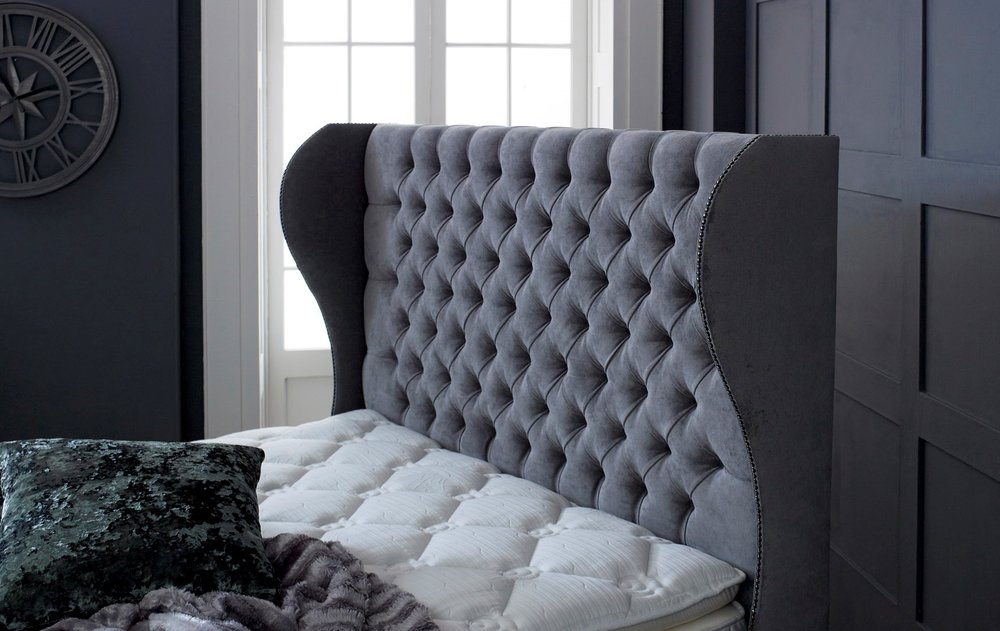 Headboards - We pride ourselves with our unparalleled craftsmanship, extending to our eclectic range of headboards to fit your existing divans and frames.