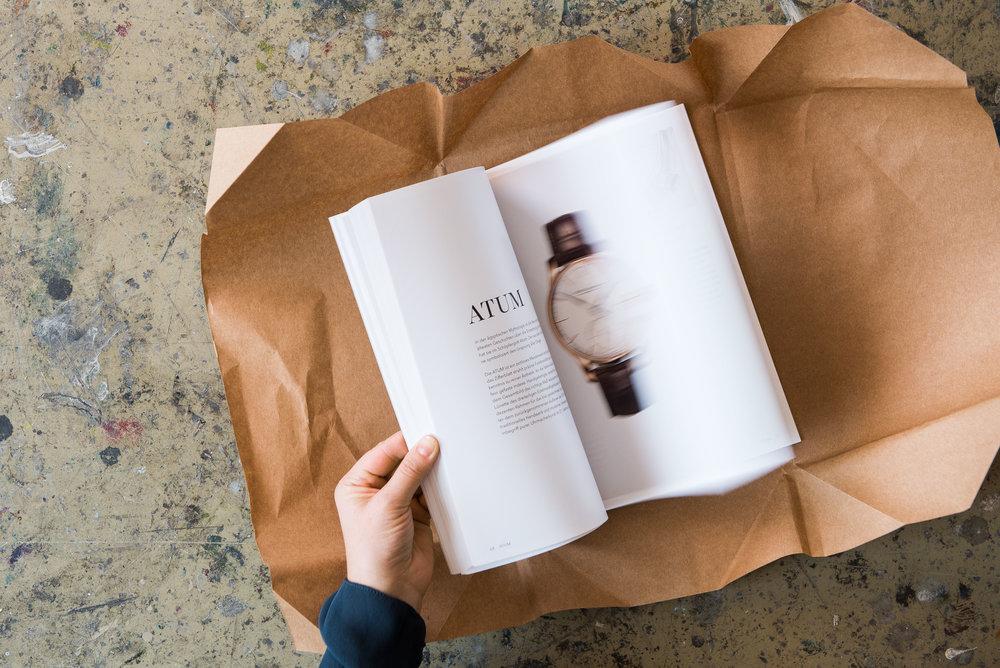 Moritz Großmann - Editorial Design