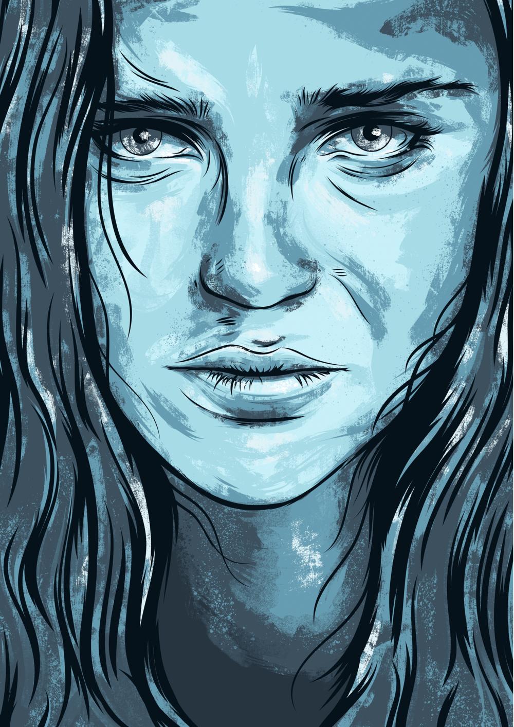 uttrykk - blue variant