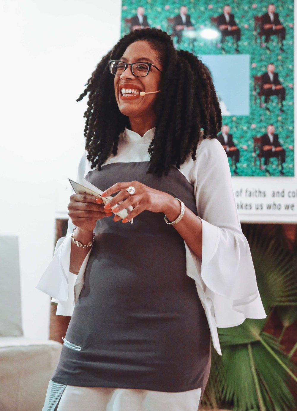 """TED TALK - """"Enuma Okoro explores how people of differing cultures can be at home within a diverse society. She queries the perception of iconic women around the world and proffers that 'stereotypes come from a modicum of truth but never give us the full answer."""""""